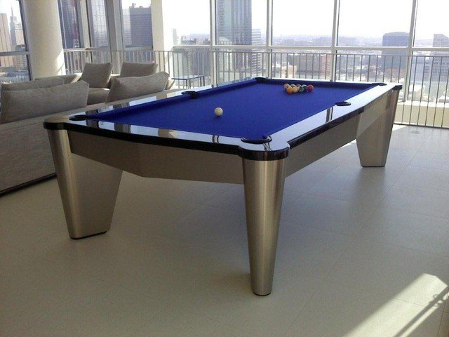 Omaha pool table repair and services